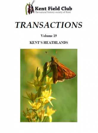 Transactions of the Kent Field Club - Volume 19